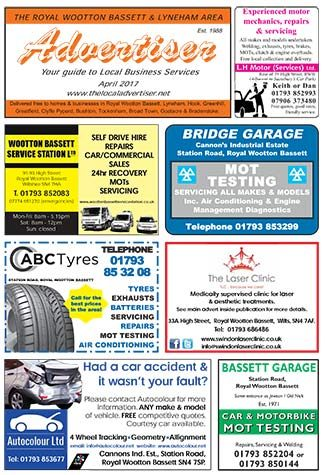 The Local Advertiser April 2017