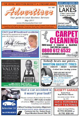 The Local Advertiser May 2017